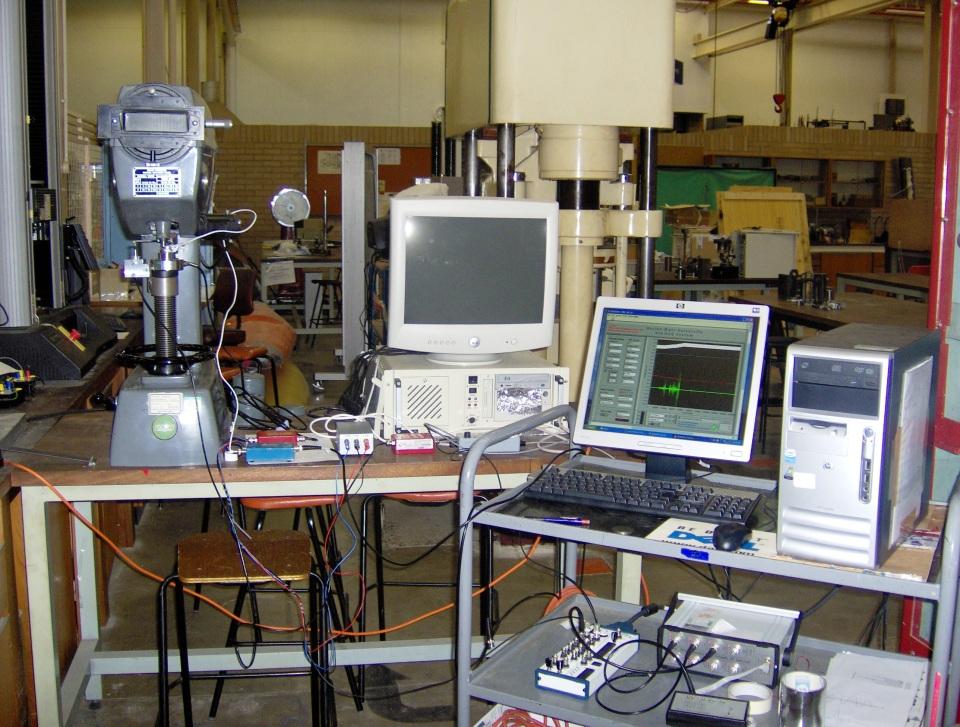 Acoustic emission based instrumented indentation testing, Heriot-Watt University, Edinburgh, 5 Oct 2007